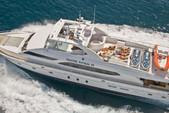 97 ft. Ferretti 97 Mega Yacht Boat Rental Miami Image 8