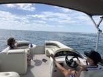 23 ft. Bennington Marine 2275 2RL3.0GI Pontoon Boat Rental Tampa Image 11