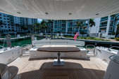 75 ft. 75 Sunseeker Flybridge Boat Rental Miami Image 6