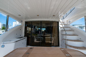 75 ft. 75 Sunseeker Flybridge Boat Rental Miami Image 7