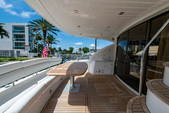 75 ft. 75 Sunseeker Flybridge Boat Rental Miami Image 8