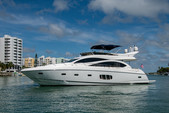 75 ft. 75 Sunseeker Flybridge Boat Rental Miami Image 4