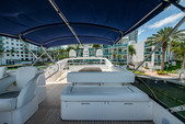 75 ft. 75 Sunseeker Flybridge Boat Rental Miami Image 12