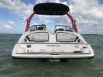 21 ft. Yamaha 212X  Bow Rider Boat Rental Miami Image 2