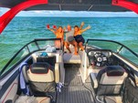 21 ft. Yamaha 212X  Bow Rider Boat Rental Miami Image 3