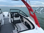 21 ft. Yamaha 212X  Bow Rider Boat Rental Miami Image 11