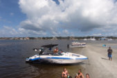 24 ft. Chaparral Boats 2430 Vortex Jet Boat Boat Rental Daytona Beach  Image 3