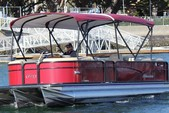 25 ft. Manitou Pontoon aurora 23 Pontoon Boat Rental Los Angeles Image 2