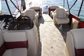 25 ft. Manitou Pontoon aurora 23 Pontoon Boat Rental Los Angeles Image 4