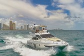 43 ft. Azimut Yachts 42 Motor Yacht Boat Rental Miami Image 4