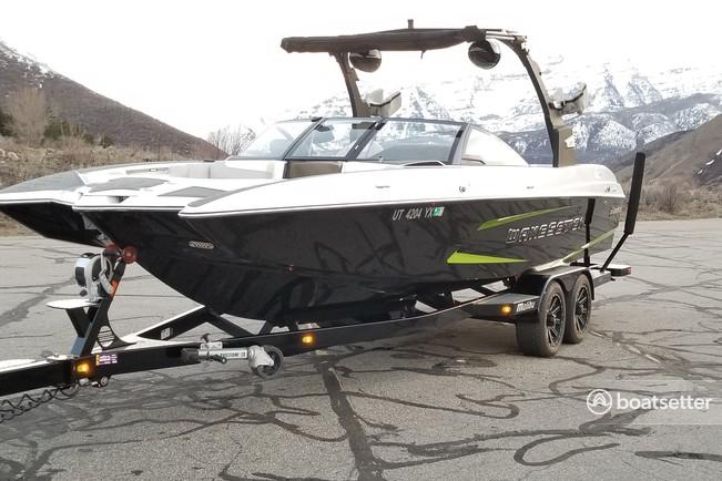 Rent a Malibu Boats ski and wakeboard in Bluffdale, UT near me