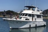 60 ft. Hatteras Yachts 60 Convertible Cruiser Boat Rental San Diego Image 3