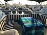 60 ft. Hatteras Yachts 60 Convertible Cruiser Boat Rental San Diego Image 14
