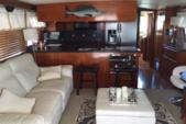 60 ft. Hatteras Yachts 60 Convertible Cruiser Boat Rental San Diego Image 17