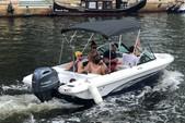 19 ft. Rinker Boats QX18 OB Bow Rider Boat Rental Miami Image 5