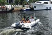 19 ft. Rinker Boats QX18 OB Bow Rider Boat Rental Miami Image 6