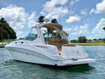 35 ft. Sea Ray Boats 320 Sundancer Cruiser Boat Rental Miami Image 4