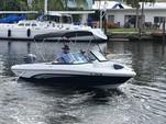 19 ft. Rinker Boats QX18 OB Bow Rider Boat Rental Miami Image 10