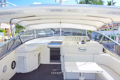 63 ft. Baia Azzura 63 Express Cruiser Boat Rental West Palm Beach  Image 5