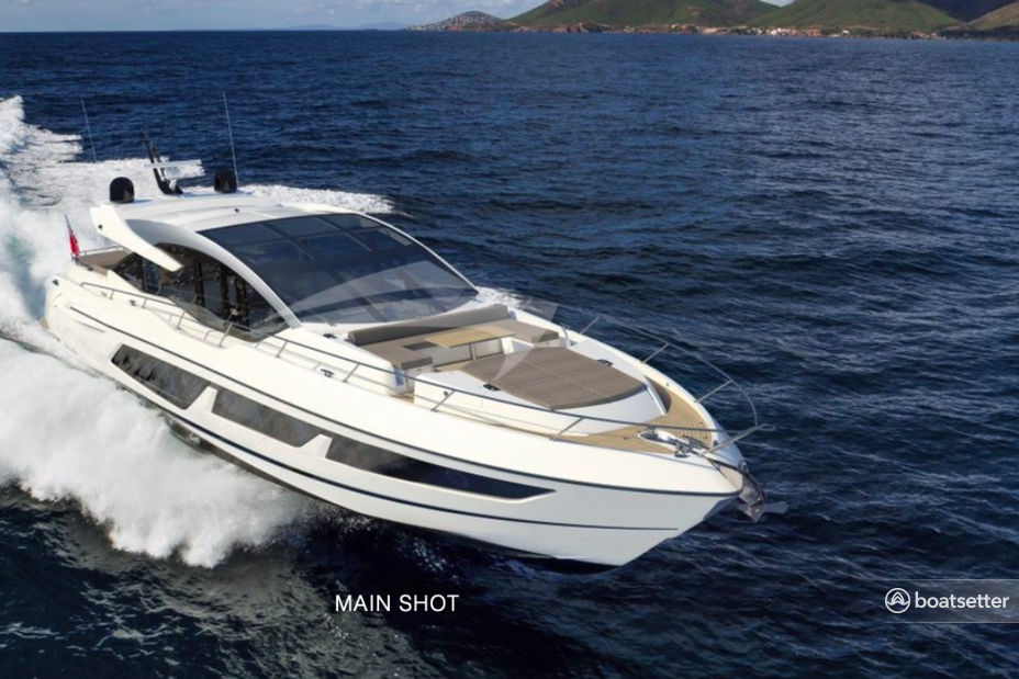 Rent a Sunseeker express cruiser in Sag Harbor, NY near me