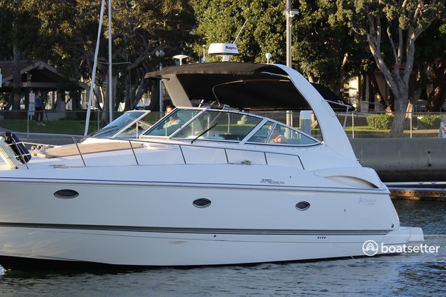 Rent a Cruisers Yachts express cruiser in Marina del Rey, CA near me