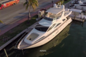 79 ft. Azimut Yachts 80 Carat Flybridge Boat Rental West Palm Beach  Image 1