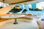 79 ft. Azimut Yachts 80 Carat Flybridge Boat Rental West Palm Beach  Image 5
