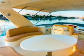 79 ft. Azimut Yachts 80 Carat Flybridge Boat Rental West Palm Beach  Image 6