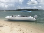 24 ft. Hurricane Boats FD 232 Bow Rider Boat Rental Miami Image 1