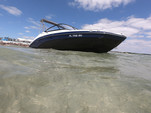 21 ft. Yamaha 212 Limited Jet Boat Boat Rental The Keys Image 8