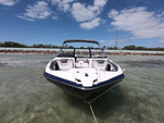 21 ft. Yamaha 212X  Jet Boat Boat Rental The Keys Image 12