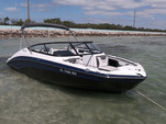 21 ft. Yamaha 212X  Jet Boat Boat Rental The Keys Image 1