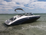 21 ft. Yamaha 212 Limited Jet Boat Boat Rental The Keys Image 16