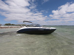 21 ft. Yamaha 212 Limited Jet Boat Boat Rental The Keys Image 17