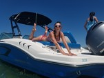 21 ft. Chaparral Boats 204 Xtreme Bow Rider Boat Rental Jacksonville Image 1