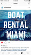 45 ft. Sea Ray Boats 44 Sedan Bridge Motor Yacht Boat Rental Miami Image 12