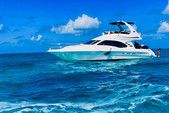 45 ft. Sea Ray Boats 44 Sedan Bridge Motor Yacht Boat Rental Miami Image 13
