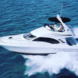 45 ft. Sea Ray Boats 44 Sedan Bridge Motor Yacht Boat Rental Miami Image 18