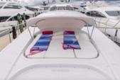 65 ft. Mangusta 105 Sport Express Cruiser Boat Rental West Palm Beach  Image 1