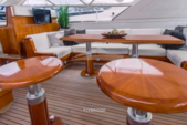 65 ft. Mangusta 105 Sport Express Cruiser Boat Rental West Palm Beach  Image 8