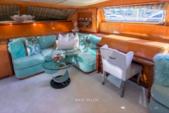 65 ft. Mangusta 105 Sport Express Cruiser Boat Rental West Palm Beach  Image 11