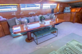 65 ft. Mangusta 105 Sport Express Cruiser Boat Rental West Palm Beach  Image 12