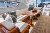65 ft. Mangusta 105 Sport Express Cruiser Boat Rental West Palm Beach  Image 13