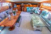 65 ft. Mangusta 105 Sport Express Cruiser Boat Rental West Palm Beach  Image 14