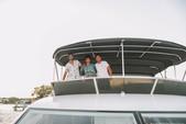 48 ft. Hudson Power Catamaran HPC48 Motor Yacht Boat Rental Tampa Image 5