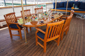 122 ft. Winslow 122' Mega Yacht Boat Rental New York Image 6