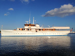 122 ft. Winslow 122' Mega Yacht Boat Rental New York Image 8
