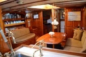 80 ft. John Alden 80' Classic Schooner Schooner Boat Rental Rest of Northeast Image 5