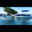 23 ft. Avalon Pontoons 23' Quad Lounge  Pontoon Boat Rental Miami Image 12