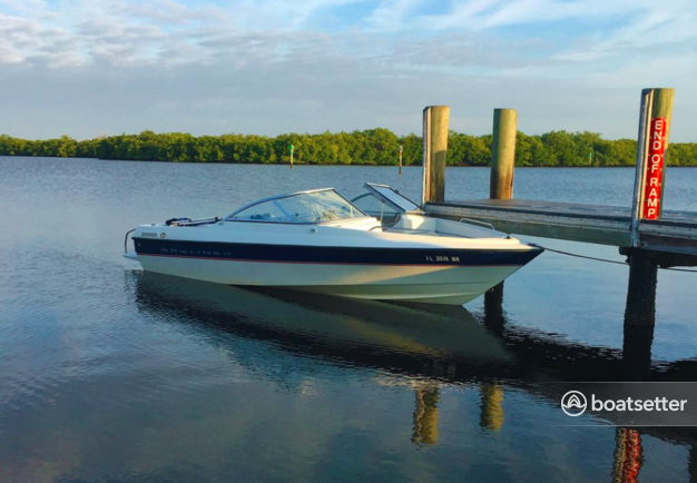 Rent a Bayliner bow rider in Placida, FL near me